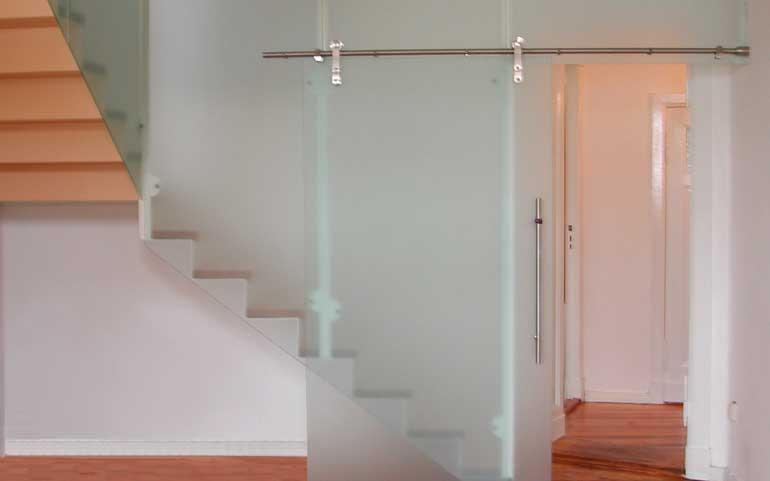 projekte glas und metallbau kronmarck. Black Bedroom Furniture Sets. Home Design Ideas
